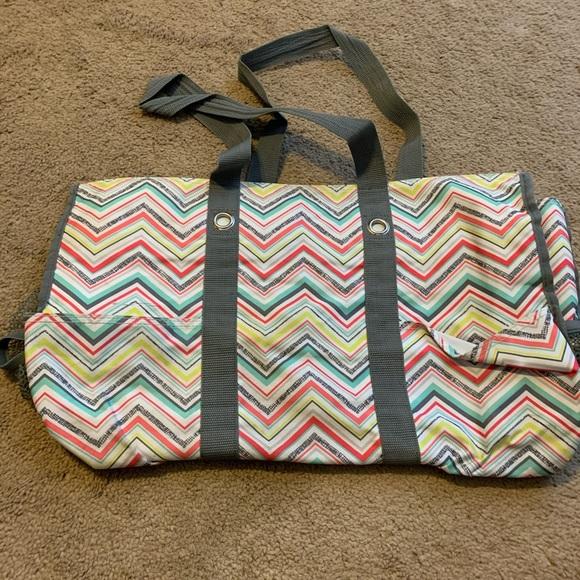 Thirty One Bags Thirtyone Zip Top Organizing Utility